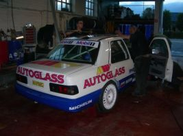 Mies Racing in Engeland